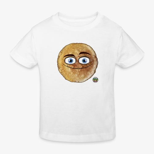 Pannekaka - Økologisk T-skjorte for barn