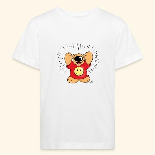 Smileyshirt - Kinder Bio-T-Shirt
