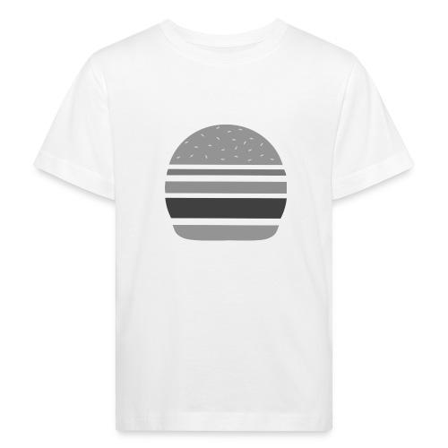 Logo_panhamburger_gris - T-shirt bio Enfant