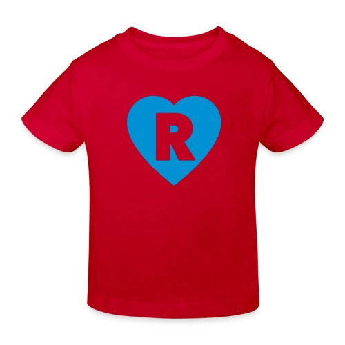 cuoRe - Maglietta ecologica per bambini