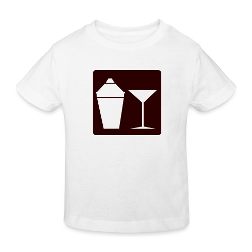 Alkohol - Kinder Bio-T-Shirt
