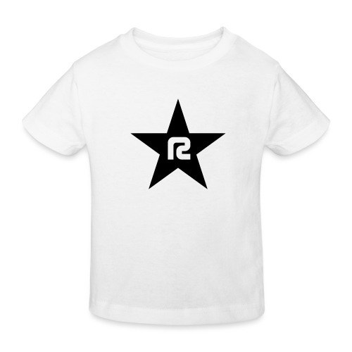 R STAR - Kinder Bio-T-Shirt