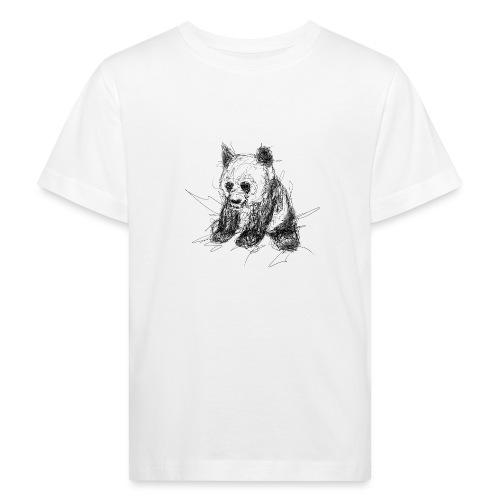 Scribblepanda - Kids' Organic T-Shirt