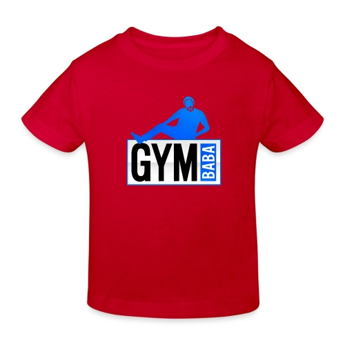 gym-baba-2 dgrd - T-shirt bio Enfant