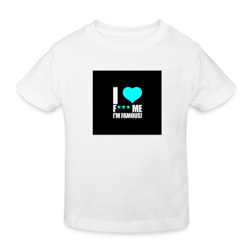 I Love FMIF Badge - T-shirt bio Enfant