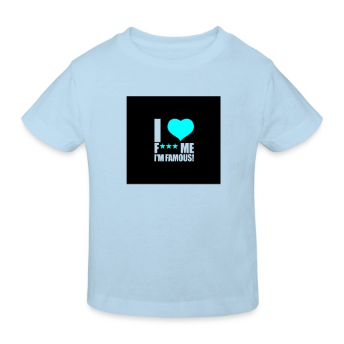 I Love FMIF Badge - T-shirt bio Enfant