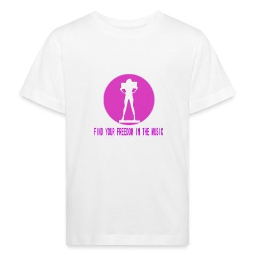 DANCE IN THE DARK unisex - Camiseta ecológica niño