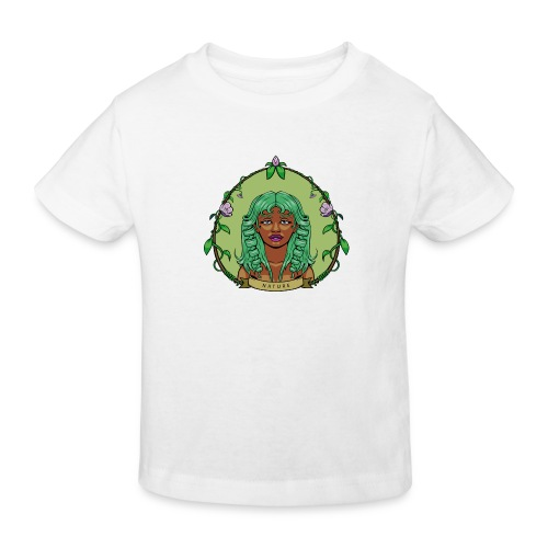 Mother Nature - Camiseta ecológica niño
