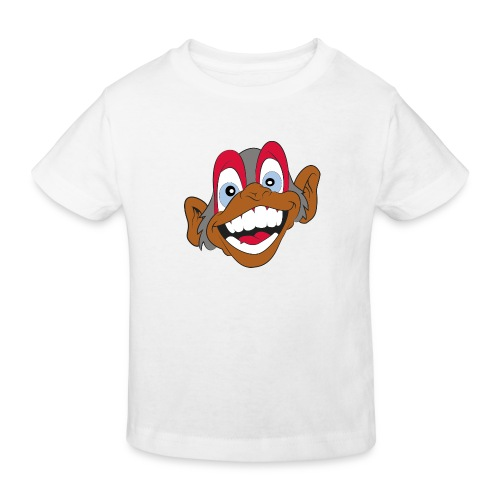 Affe - Kinder Bio-T-Shirt