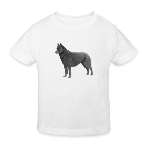 schipperke Ink - Organic børne shirt