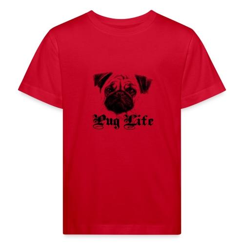 La vie de carlin - T-shirt bio Enfant