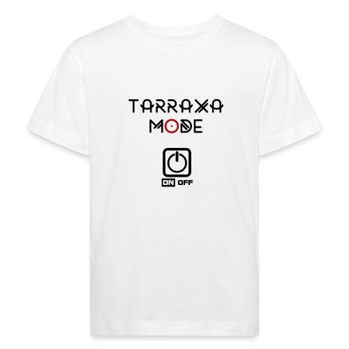 Tar Mode Black png - Kids' Organic T-Shirt