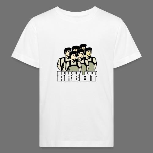 Heroes of työtä - Lasten luonnonmukainen t-paita