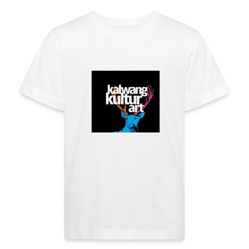 Logo Kalwang Kultur - Kinder Bio-T-Shirt