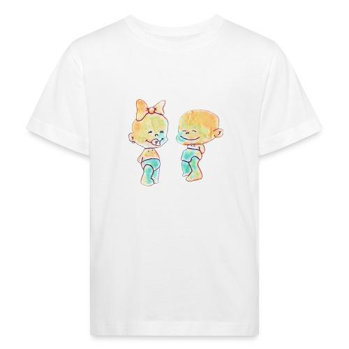 Bambini innamorati - Maglietta ecologica per bambini