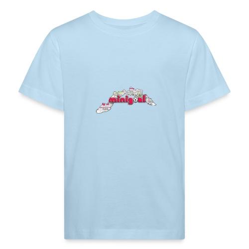 Maglietta Donna Liguria - Maglietta ecologica per bambini