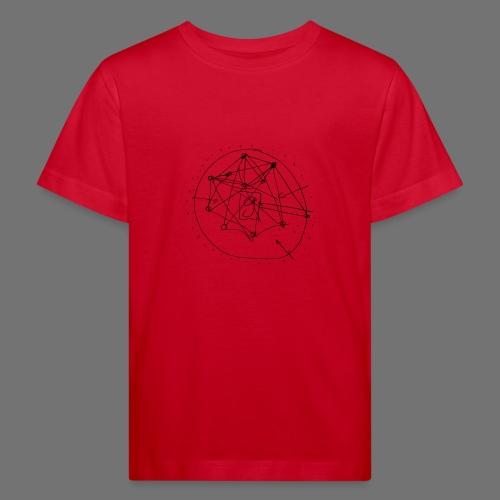 Strategia SEO nr 1 (czarny) - Ekologiczna koszulka dziecięca