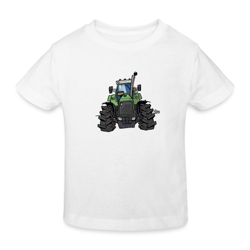 0145 F - Kinderen Bio-T-shirt
