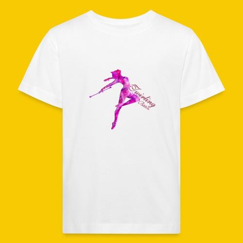 TWIRLING-BATON - T-shirt bio Enfant