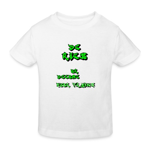 Rich - Ekologisk T-shirt barn