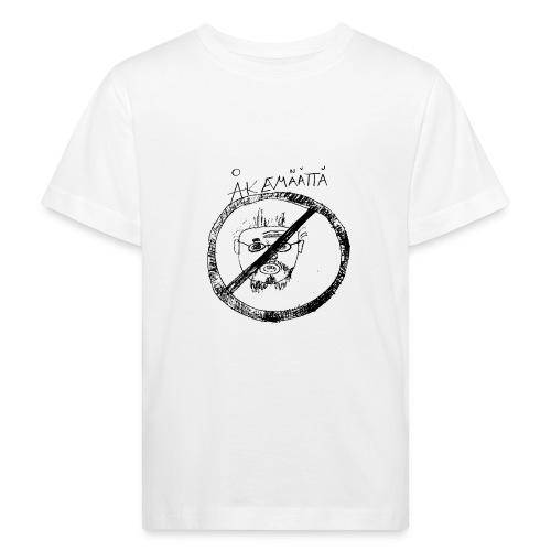 Mättää white - Ekologisk T-shirt barn