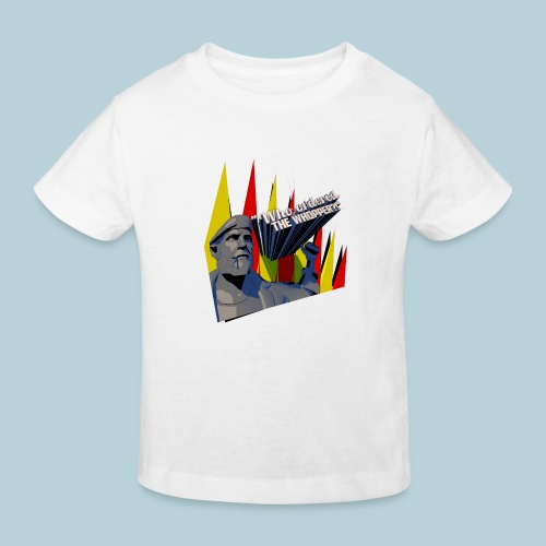 RATWORKS Whopper - Kids' Organic T-Shirt