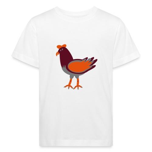 Cock.svg - Maglietta ecologica per bambini