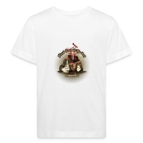 headCRASH beer 3 - Kinder Bio-T-Shirt