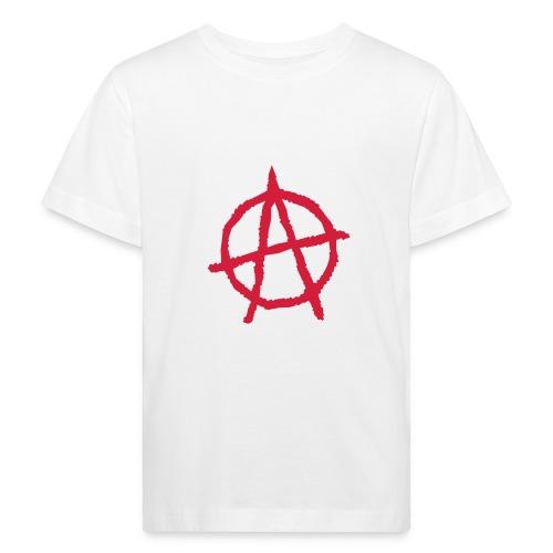 Anarchy Symbol - Kids' Organic T-Shirt