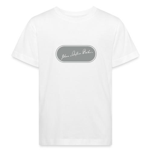 Bach Signatur Ellipse - Kinder Bio-T-Shirt