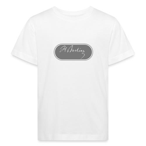 Berlioz Signatur Ellipse - Kinder Bio-T-Shirt