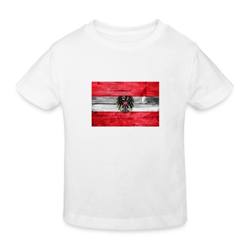 Austria Holz - Kinder Bio-T-Shirt