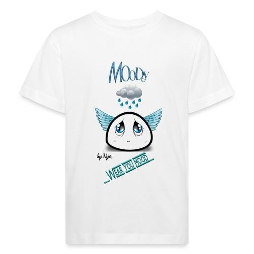 MOODY ANGEL - Maglietta ecologica per bambini