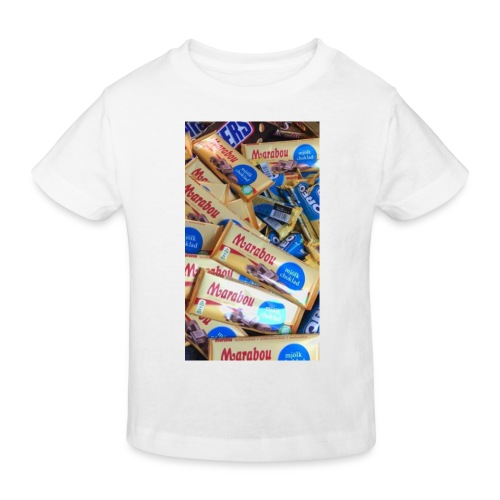 EAC4CD8B D35B 49D7 B886 9A724146DD0D - Ekologisk T-shirt barn