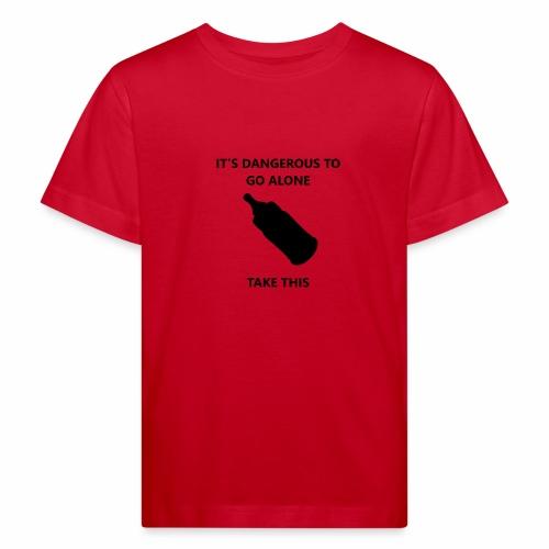 TTBabyBottle - Kids' Organic T-Shirt