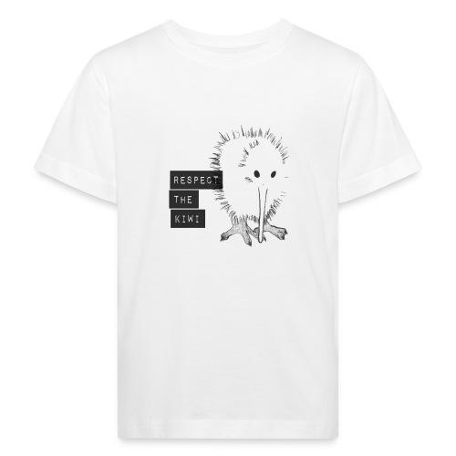 Respect the Kiwi - Kinder Bio-T-Shirt
