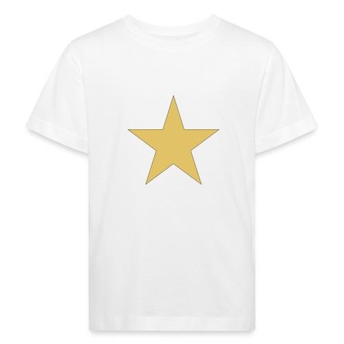 ardrossan st.pauli star - Kids' Organic T-Shirt