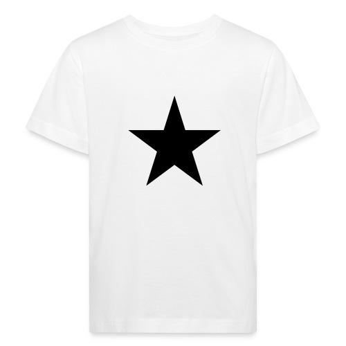 Ardrossan St.Pauli Black Star - Kids' Organic T-Shirt