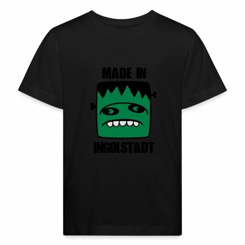 Fonster made in Ingolstadt - Kinder Bio-T-Shirt
