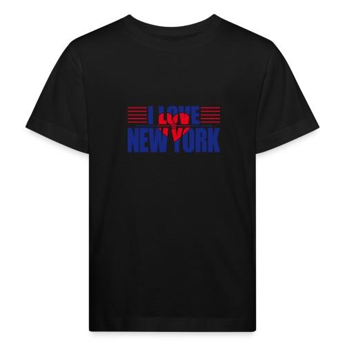 love new york - T-shirt bio Enfant