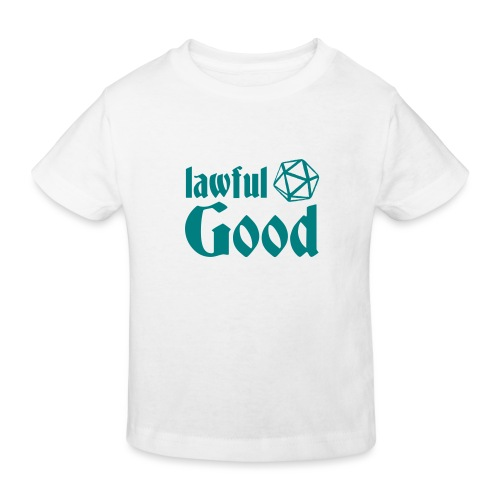 lawful good - Kids' Organic T-Shirt
