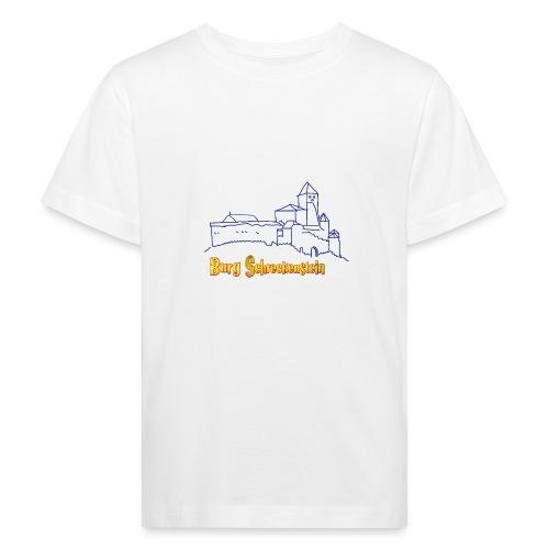 Kinder Kapuzenpullover - Burg Schreckenstein - Kinder Bio-T-Shirt