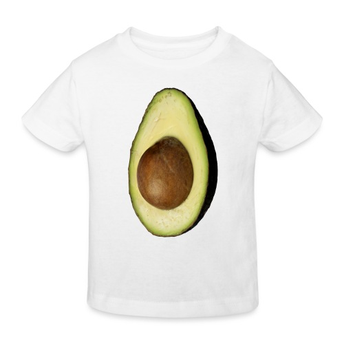 Real Photo Trendy AVOCADO vertical - Kinder Bio-T-Shirt