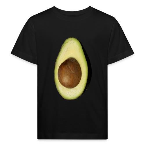 Real Photo Trendy AVOCADO vertical - Kinder Bio-T-Shirt