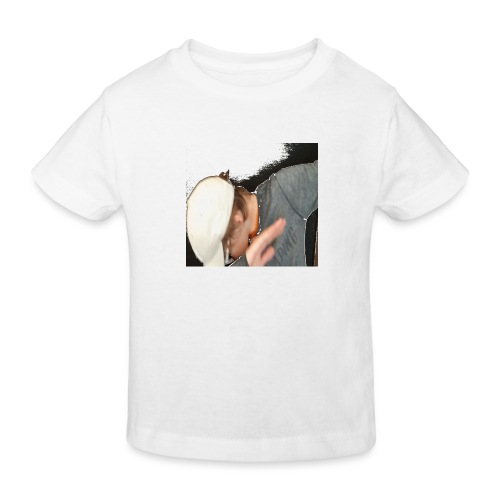 DÄb mopo Auto - Lasten luonnonmukainen t-paita