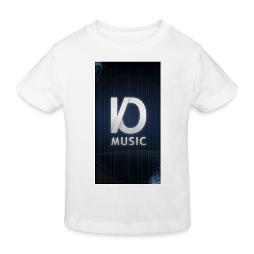 iphone6plus iomusic jpg - Kids' Organic T-Shirt