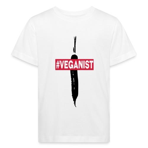 Veganist - T-shirt bio Enfant
