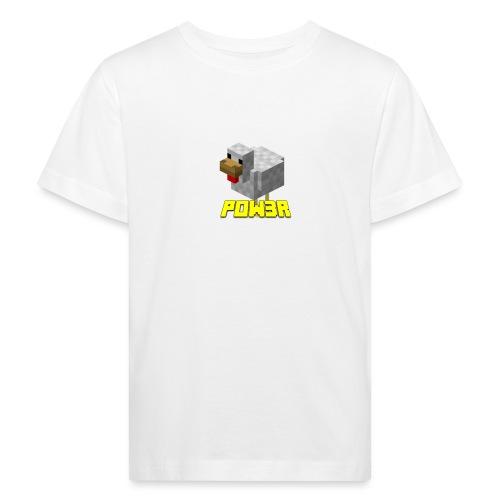 POw3r Baby - Maglietta ecologica per bambini