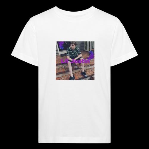 Lil Justin - Kids' Organic T-Shirt