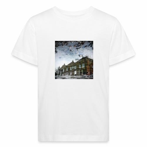 Original Artist design * Reflets - Kids' Organic T-Shirt